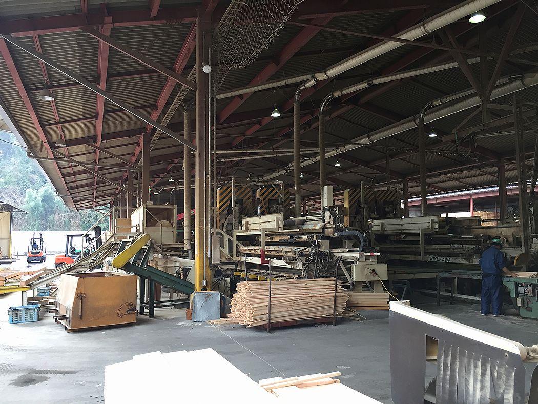 桧専門工場