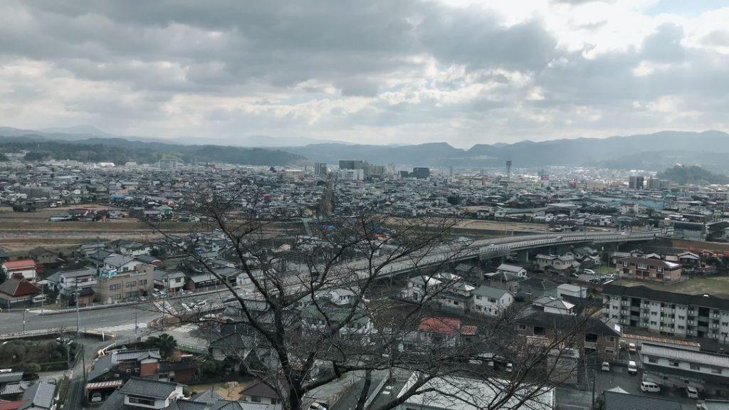 吹上げ神社日田市