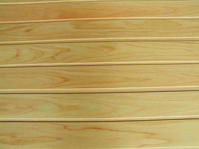 檜の羽目板