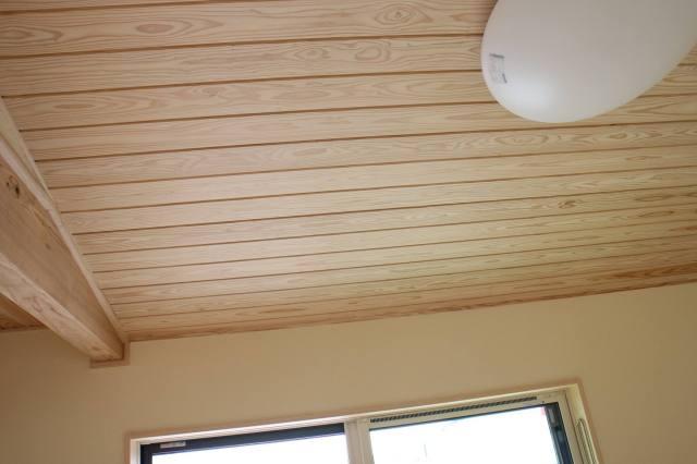 天井施工例